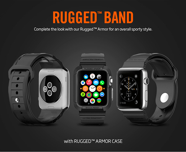 innovative design 6f2d9 dea22 Index of /160802 Spigen Rugged Band Apple Watch 42mm